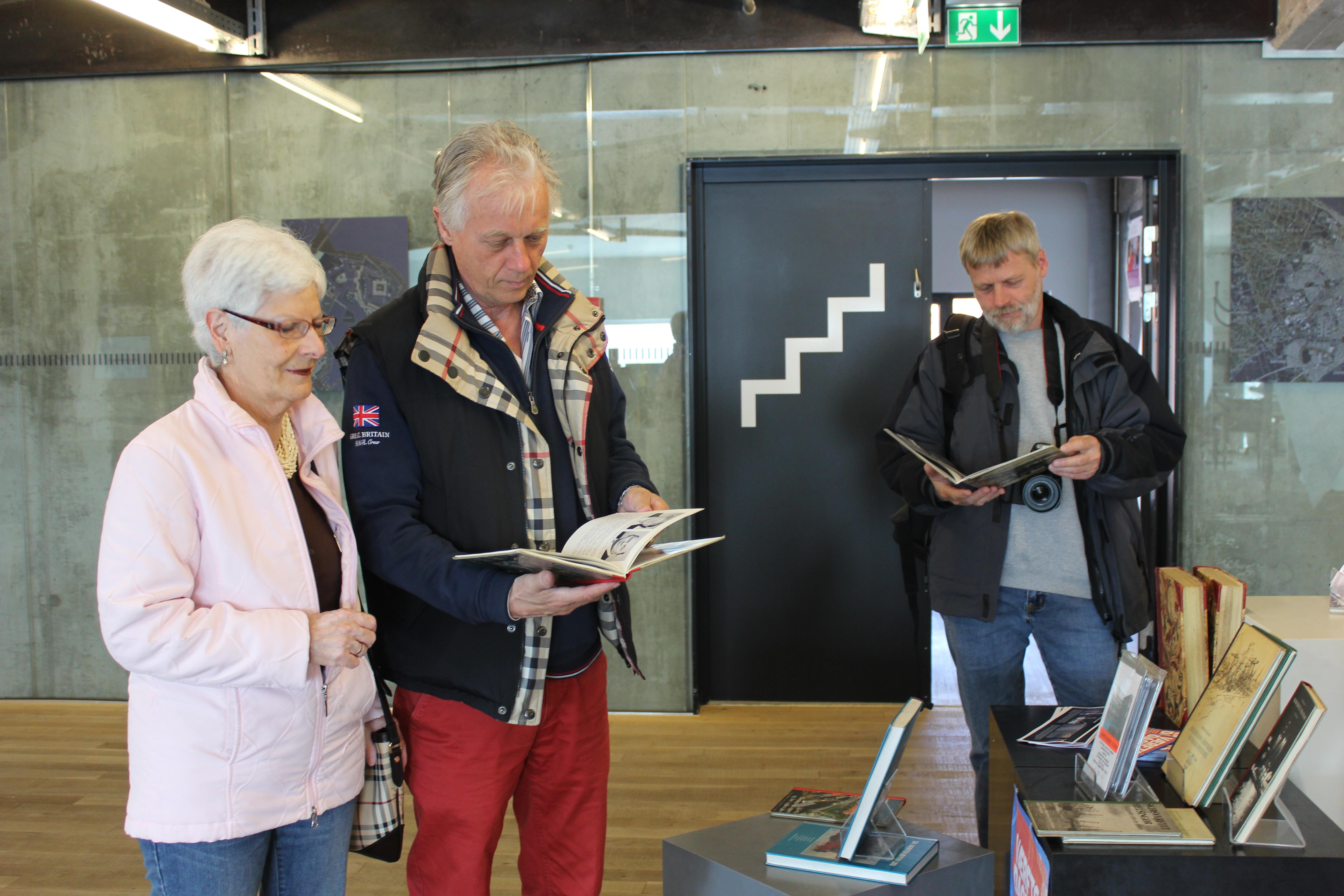 På Biblioteket Kulturværftet steg udlånet af skønlitteratur sidste år med 16 procent i de måneder, hvor biblioteket havde åbent.