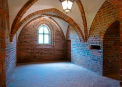 Samtalerummet på Karmeliterklostret