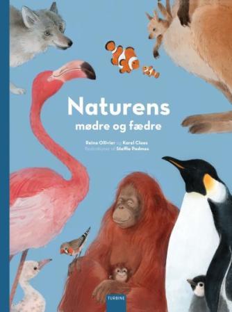 Reina Ollivier, Karel Claes, Steffie Padmos: Naturens mødre og fædre