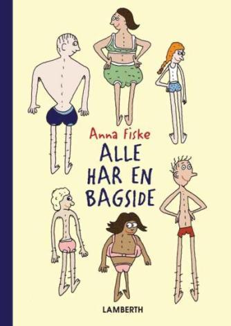 Anna Fiske: Alle har en bagside