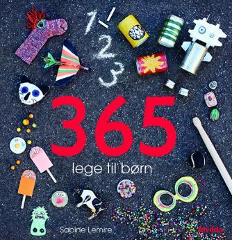 Sabine Lemire: 365 lege til børn