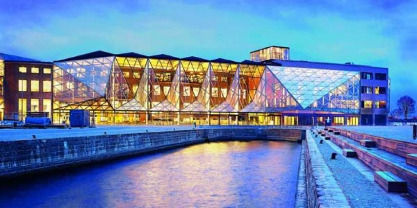 Biblioteket Kulturværftet