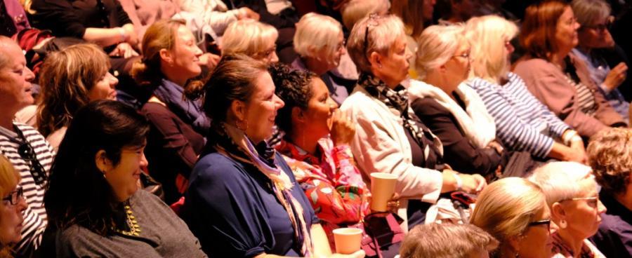Publikum på NORD foto: Kjeldo