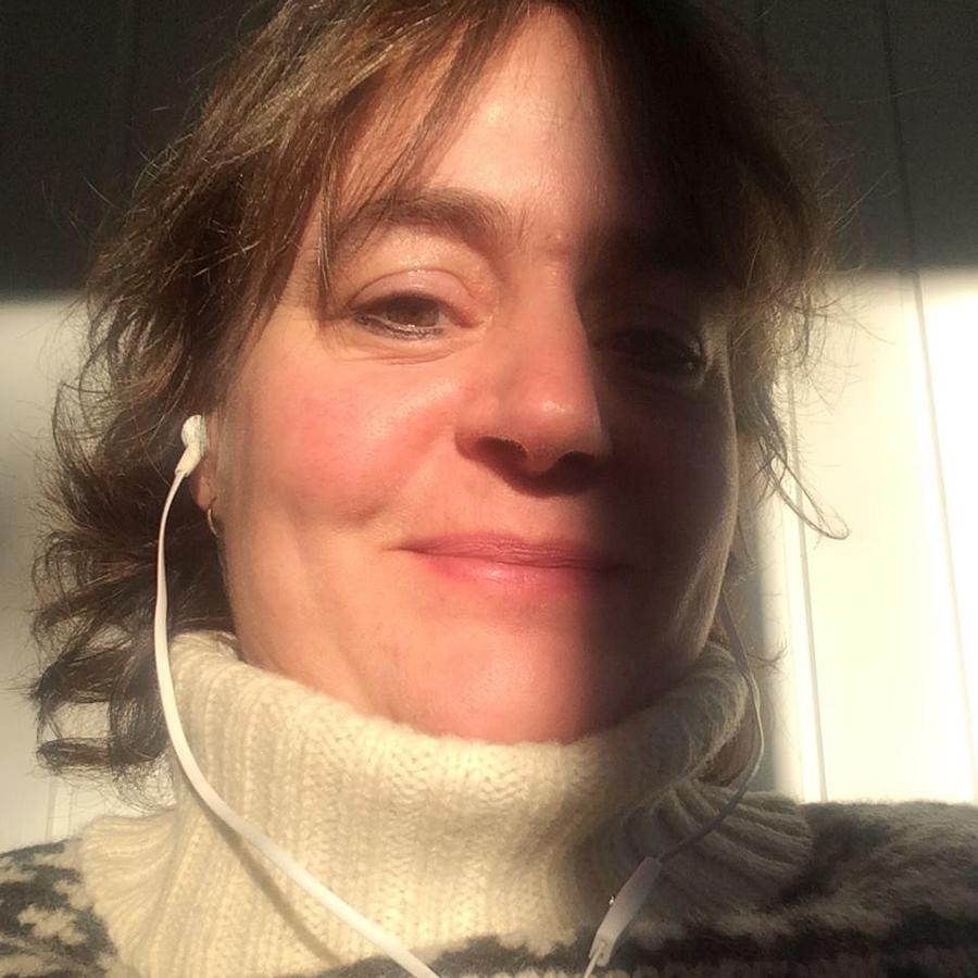 Lokal forfatter Katarina Lewkovitch