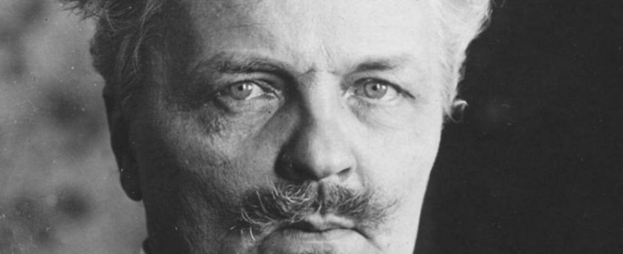 August Strindberg. Foto: Album / Ritzau Scanpix