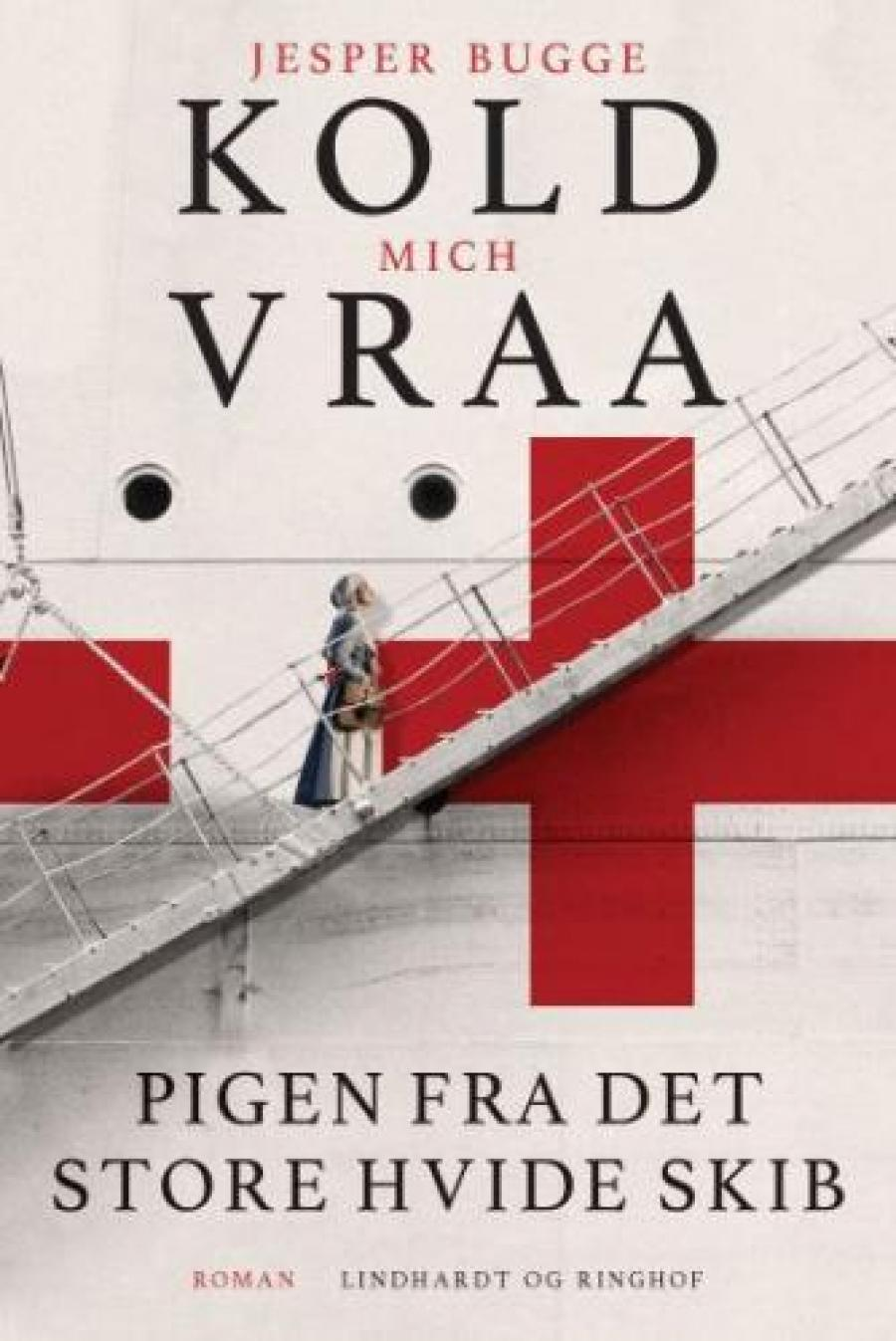 Forside af bogen Pigen fra det store hvide skib