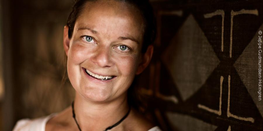 Lokal forfatter Lise Bidstrup