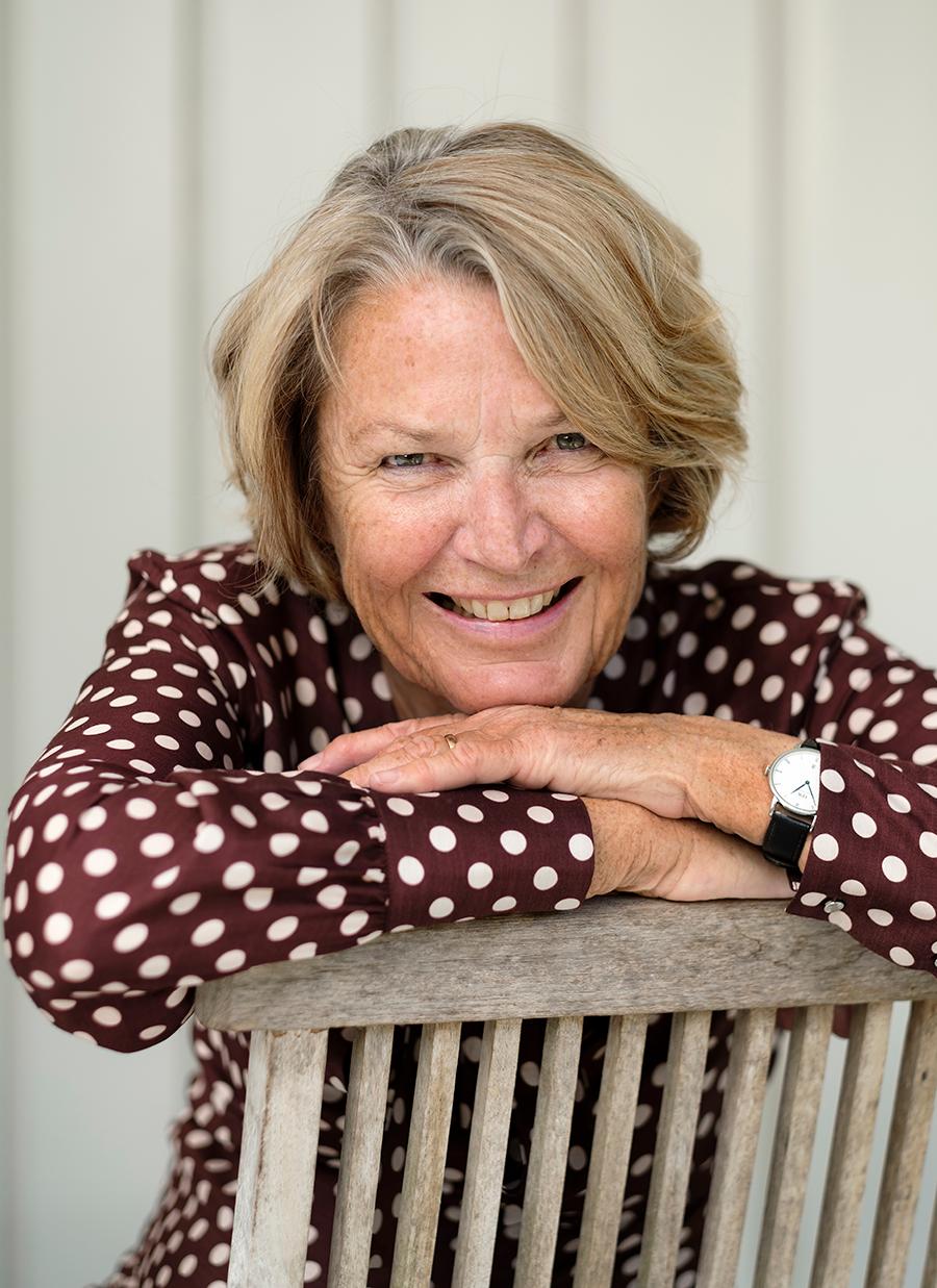 Anna Eckhoff. Foto: Peter Nørby