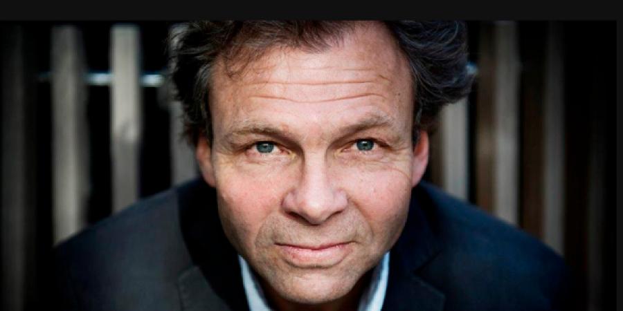 Lokal forfatter Olav Hergel