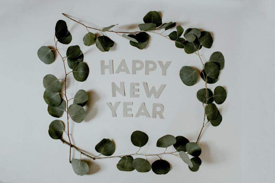 Foto af Happy New Year