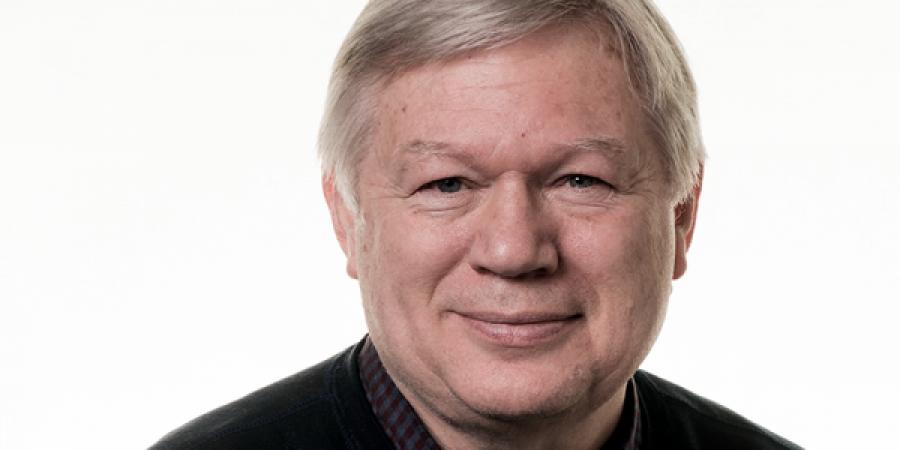 Lokal frofatter Kristian Hother Sørensen