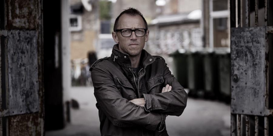 Lokal forfatter Morten Remar