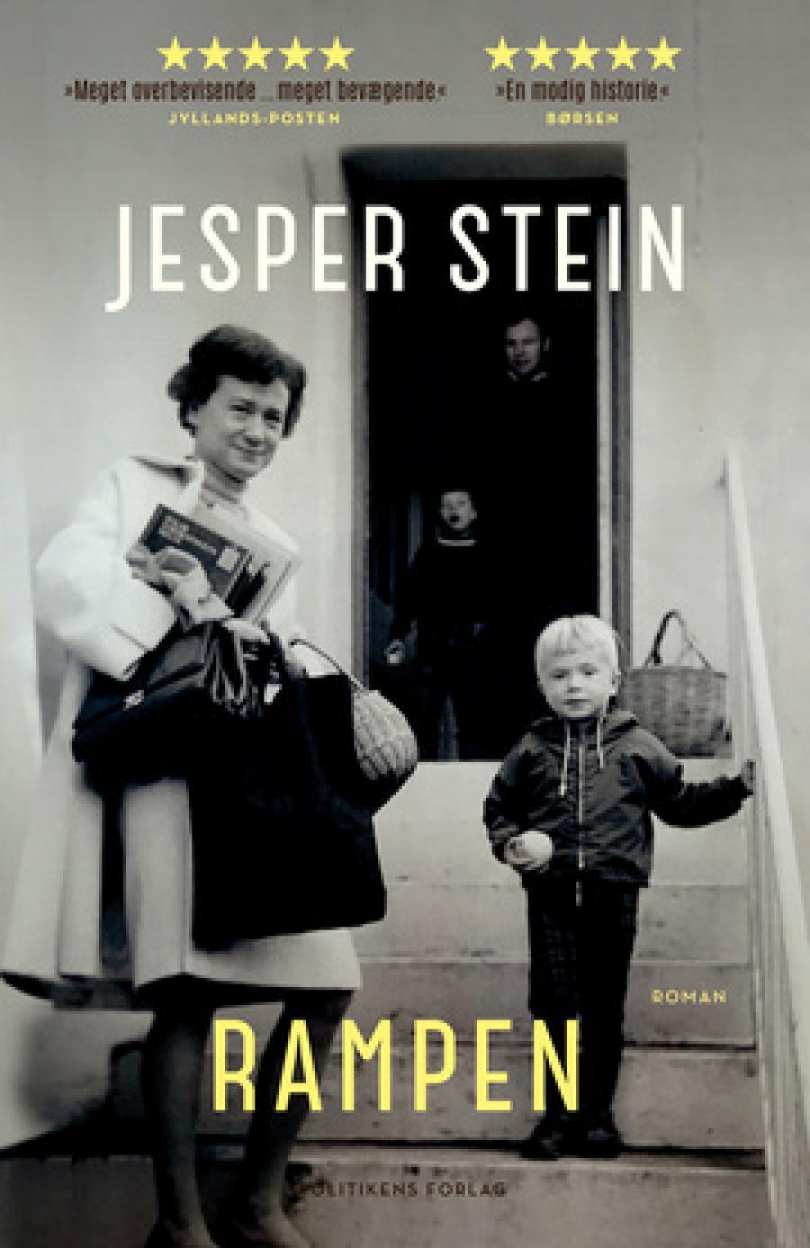Forside af Rampen af Jesper Stein