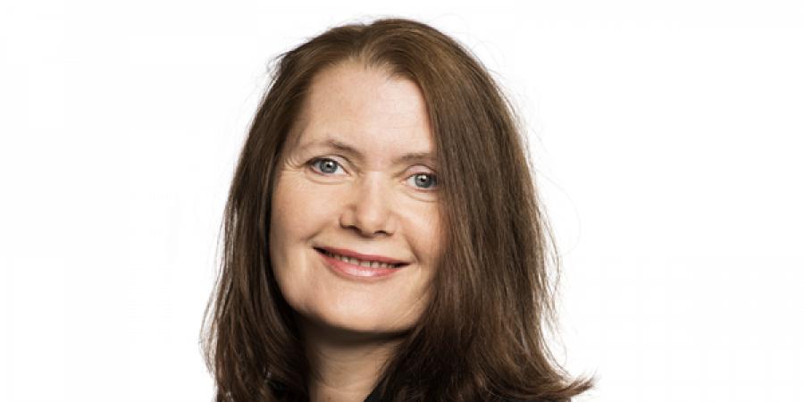 Lokal forfatter Ida-Marie Rendtorff