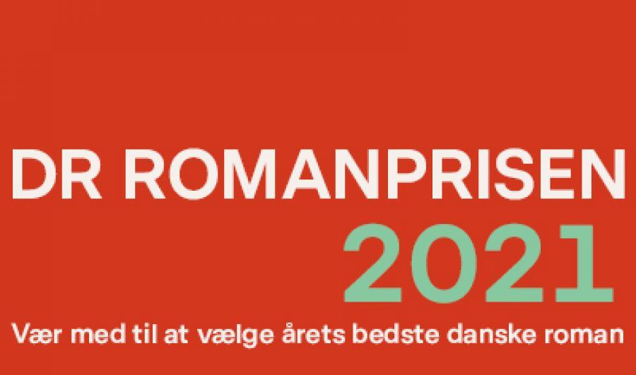 Logo for DR Romanpris 2021