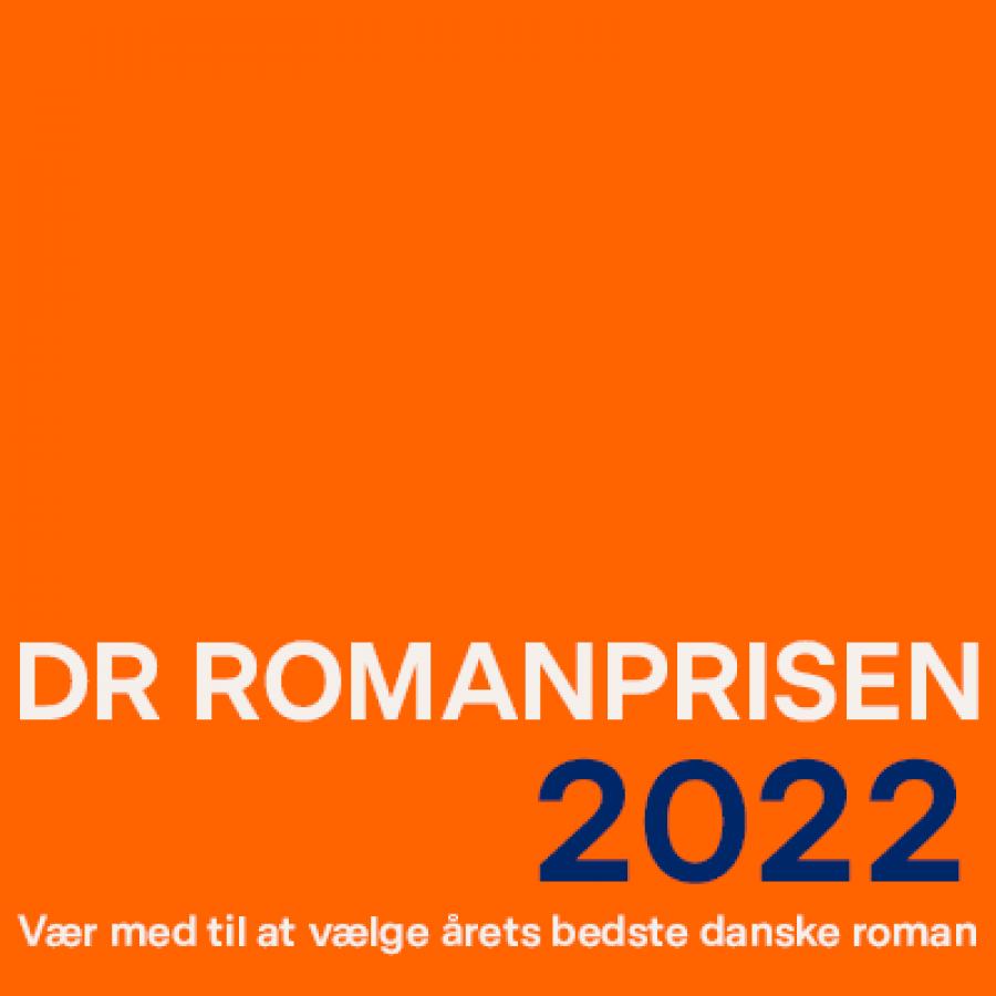 Logo DR Romanprisen 2022
