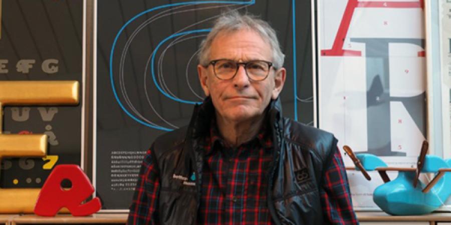 Lokal forfatter Ole Søndergaard