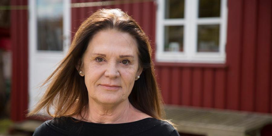 Lokal forfatter Pia Stærmose