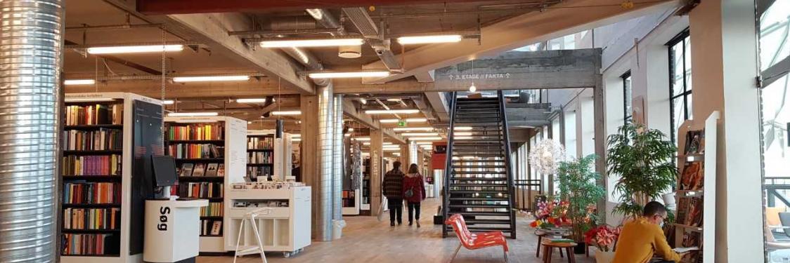Foto fra Kulturværftet